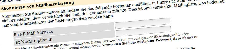 Mailliste