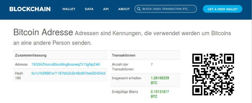 Bitcoin-Explorer